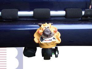 Kugelkappe Typ Hund / Löwe