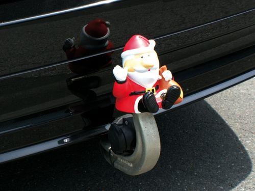 Kugelkappe Typ Weihnachtsmann. . der erste sein. .