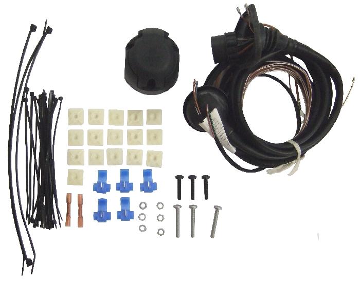 Elektrosatz 13 pol universal Interno Basic 1,70 m