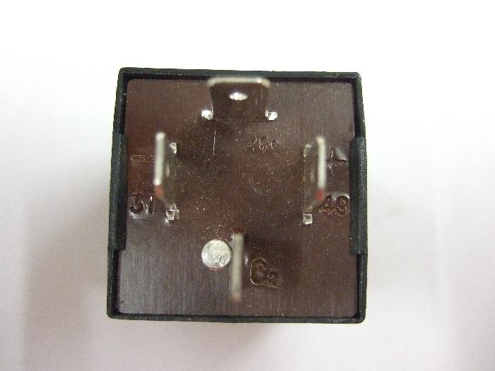 Blinkerrelais / Blinkgeber, 12V, C2-Kontrolle Zusatzkit