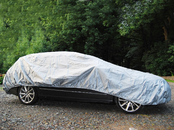Mazda 6 4-T Limousine Bj. 2018- Auto Schutzhülle-Ganzgarage, Premium- Aktion