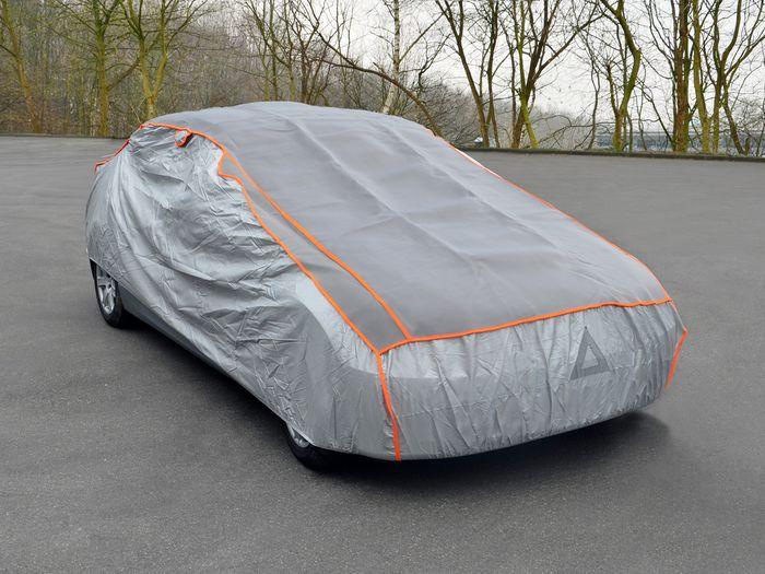 Mazda 3 5-T Fließheck Bj. 2009-2013 Auto Schutzhülle-Hagelschutz, Basic