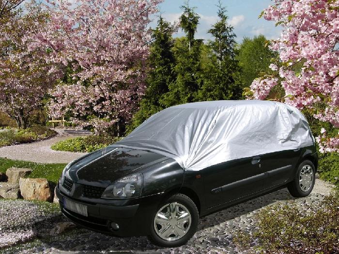 Mazda 6 4-T Limousine Bj. 2018- Auto Schutzhülle-Halbgarage, Basic