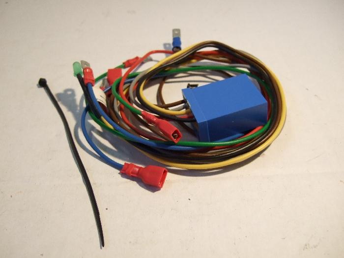 Blinkerrelais / Blinkgeber, 12V, C2-Kontrolle elektronisch US einfach