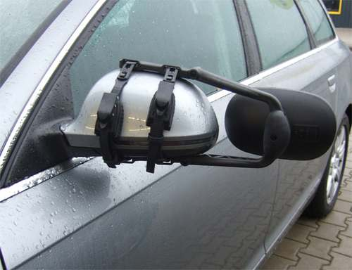 Opel Vectra C Fließheck/ Limousine Bj. 2002- Quick Lock RK Reich Wohnwagenspiegel u. Caravanspiegel