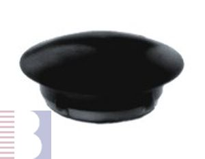 Blindstopfen rund, 14,5mm