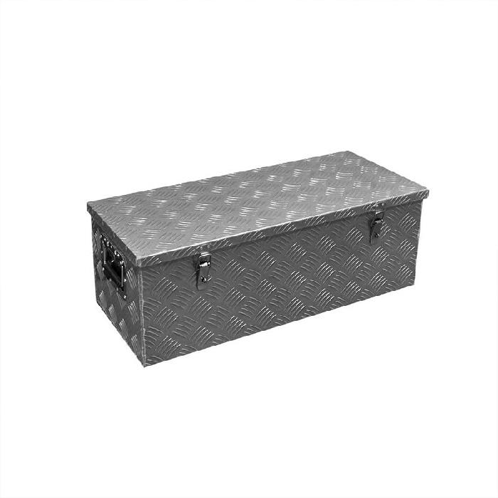Alubox Staukasten, Werkzeugbox 760 x 320 x H270mm