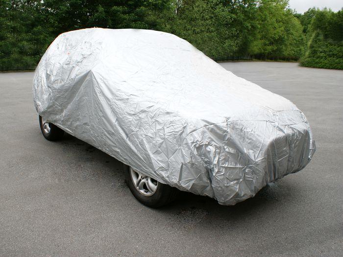 Toyota Previa 5-T MPV Bj. 2000-2006 Auto Schutzhülle-Vollgarage, Basic