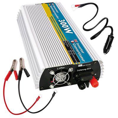 Spannungswandler 12V-230V 300W/600W + USB