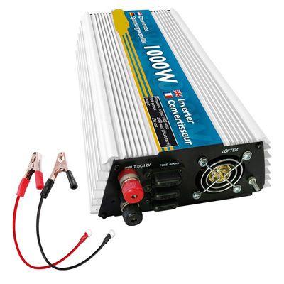 Spannungswandler 12V-230V 1000W/2000W