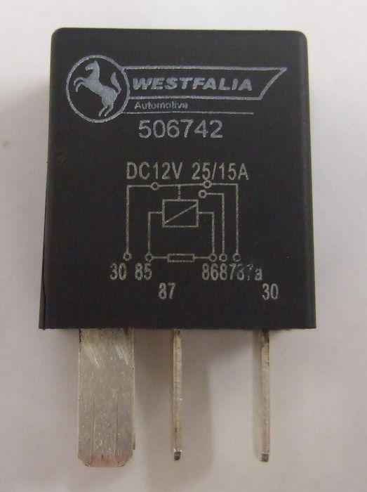 Abschaltrelais Westfalia 506742