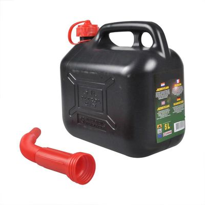 Benzinkanister 5L Kunststoff UN-geprüft