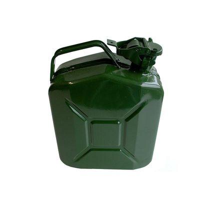 Benzinkanister 5L Metall grün UN-& TüV GS-geprüft