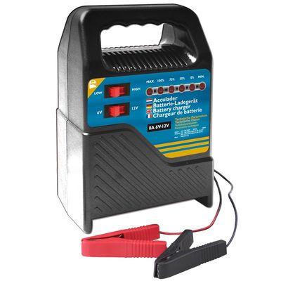 Batterie Ladegerät 6V/12V 8Amp.