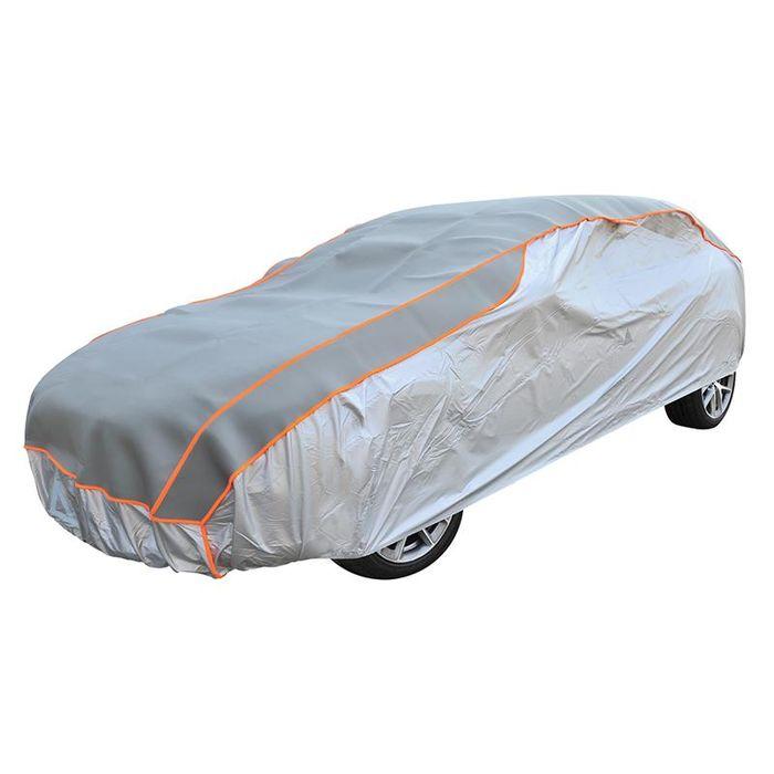 Skoda Superb 5-T Kombi Bj. 2018- Auto Schutzhülle-Hagelschutz, Premium