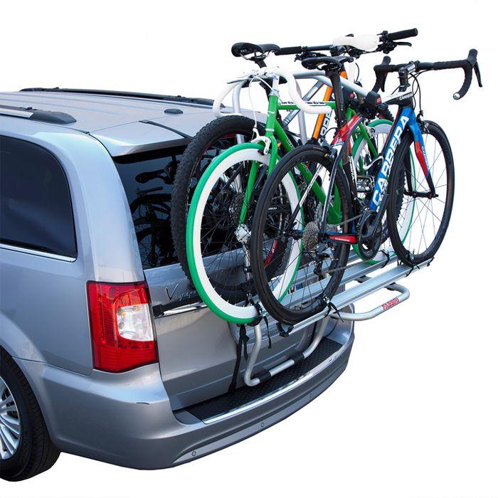 Seat Alhambra, 5-T MPV Bj. 2015-, Fabbri Fahrradträger f. 3 Fahrräder