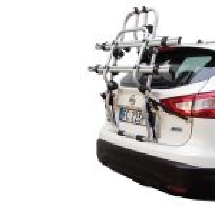 Hyundai Tucson, 5-T SUV Bj. 2018-2020, Fabbri Fahrradträger f. E- Bike- Elektrofahrrad für Heckträger für Hyundai Hyundai Tucson, 5-T SUV Bj. 2018-2020 Heckträger als 2er E-Bike Träger