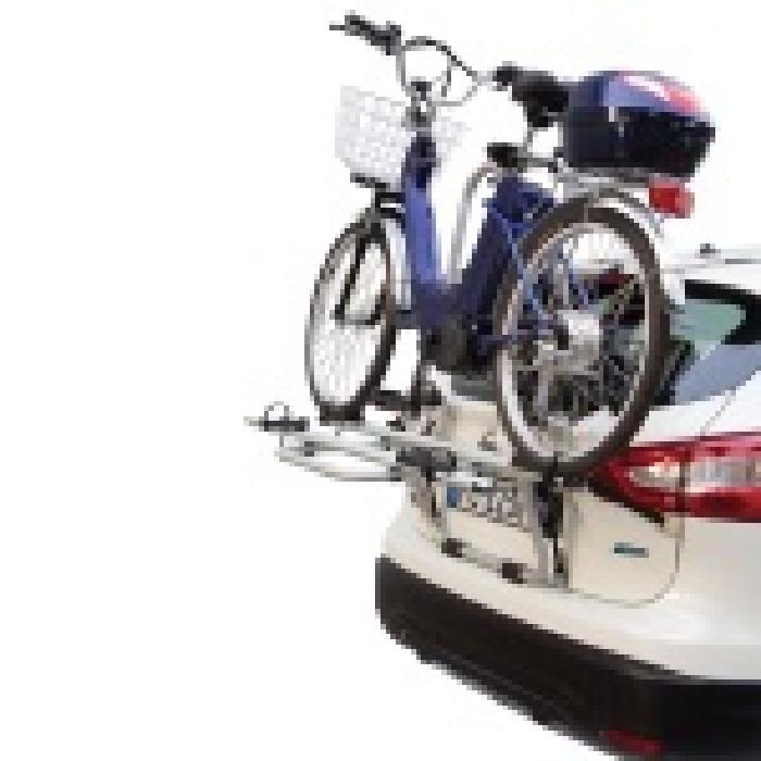 Kia Carnival, 5-T MPV Bj. 2011-2014, Fabbri E-Bike Träger f. E- Bike- Elektrofahrrad für Heckträger für Kia Kia Carnival, 5-T MPV Bj. 2011-2014 Heckträger als 2er E-Bike Träger