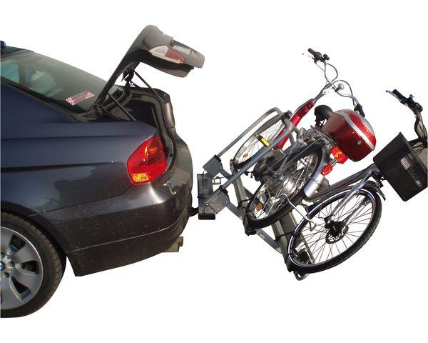 fahrradtr ger fabbri elektrobike exclusiv deluxe f r elektrofahrr der als hecktr ger f r e bikes. Black Bedroom Furniture Sets. Home Design Ideas