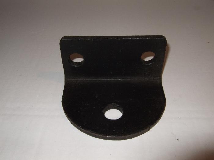 Adapterplatte Lochbild 90mm f. Kupplungskugel uni