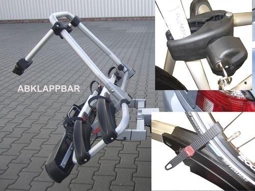 hecktr ger alutrans e bike als fahrradtr ger f r. Black Bedroom Furniture Sets. Home Design Ideas
