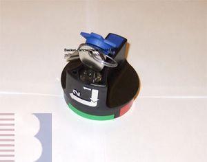 Handrad abschließbar ACS vertikal, 6er Ausführung, V2