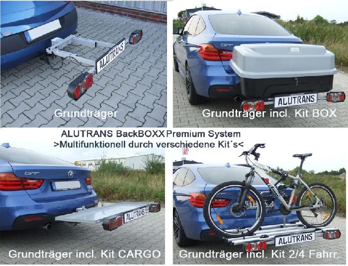 ALUTRANS BackBOXX Premium Grundträger