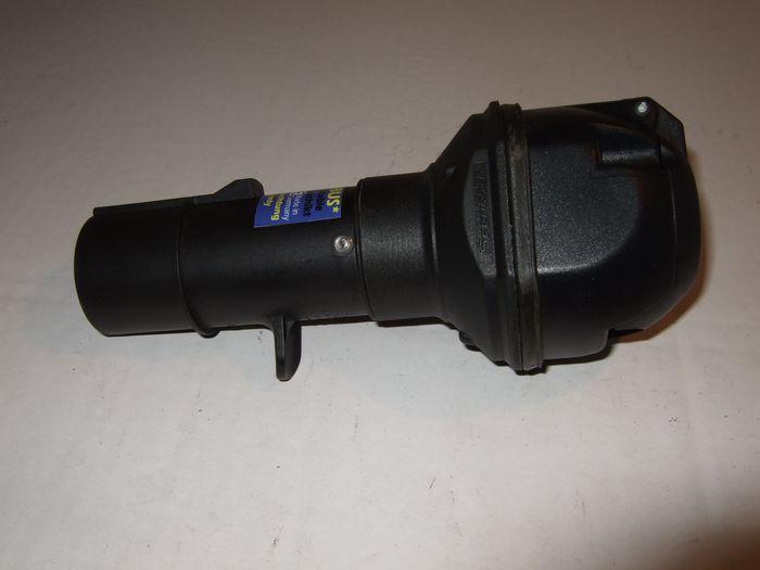Spannungsreduzieradapter 24- 12V, 7p N LKW auf 7p PKW