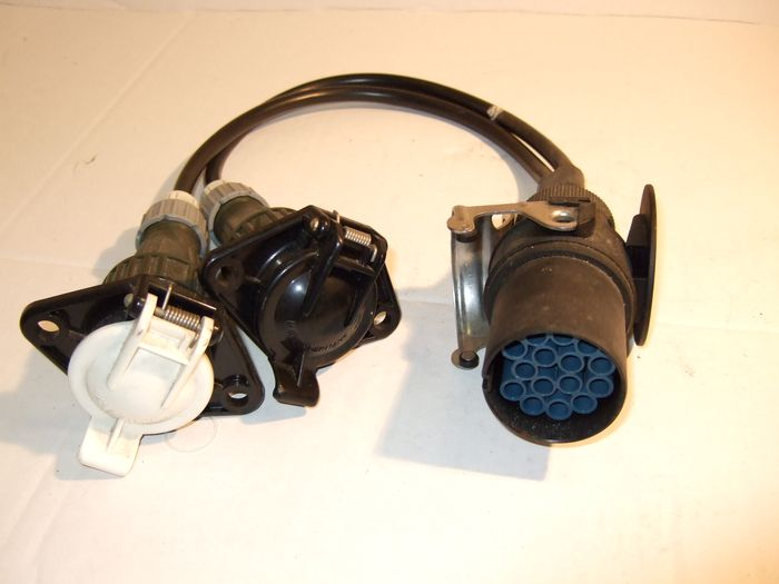 Adapterkabel LKW 15- 7pol. N-S