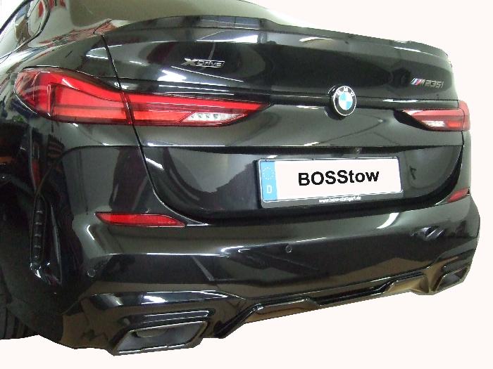 Anhängerkupplung BMW-2er F44 Gran Coupe spez. M235i, nur für Heckträgerbetrieb, Baureihe 2020- Ausf.:  vertikal