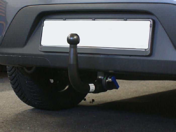 Anhängerkupplung für Ford-KA + Plus nur für Heckträgerbetrieb, Baureihe 2016-  vertikal