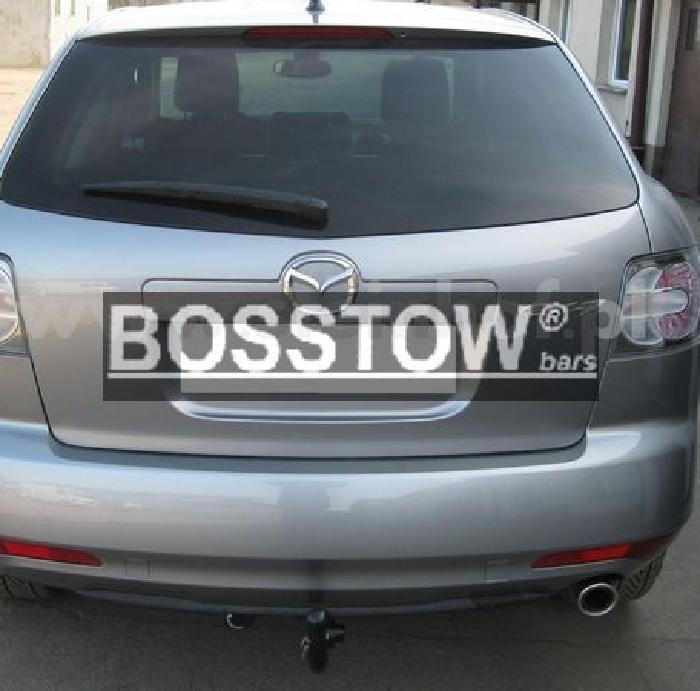 Anhängerkupplung Mazda CX- 7 Dieselmotor, Baureihe 2009-  feststehend