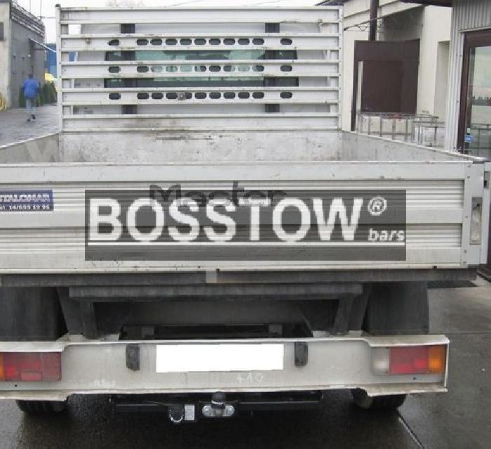 Anhängerkupplung für Renault-Master Pritsche, 5,5 t., Baureihe 1998-2003  feststehend