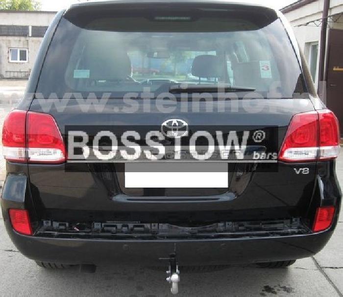 Anhängerkupplung Lexus-LX 570, Baureihe 2008- Ausf.:  feststehend