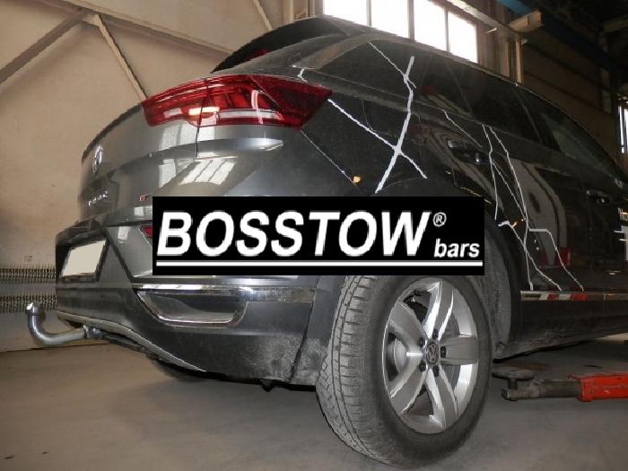 Anhängerkupplung für VW-T-roc, Baureihe 2017-  feststehend