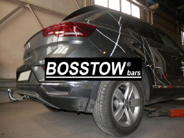 Anhängerkupplung VW-T-roc Cabrio, Baureihe 2017- Ausf.:  horizontal