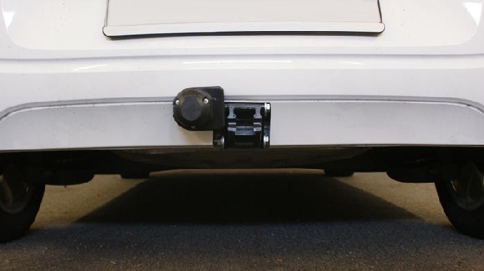 Anhängerkupplung VW Up nicht Erdgas, nicht eUp, nicht GTI, nur für Heckträgerbetrieb, Baureihe 2016-  horizontal