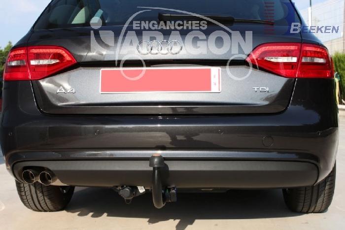 Anhängerkupplung Audi-A4 Avant nicht Quattro, nicht RS4 und S4, Baureihe 2015-