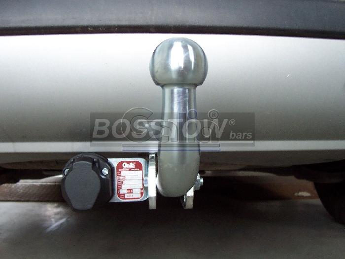 Anhängerkupplung Fiat Ulysse, Baureihe 2002-2005  feststehend