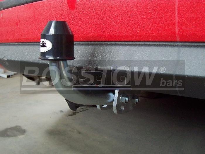 Anhängerkupplung Ford-Focus Kombi, nicht RS, Baureihe 2008-2011