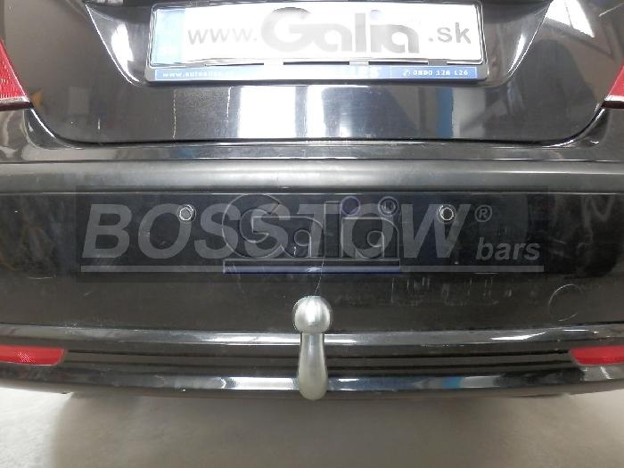 Anhängerkupplung für Ford-Mondeo Fließheck Lim 4x4, nicht RS,ST, nicht Titanium, Baureihe 2000-2007  feststehend