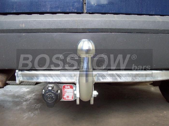 Anhängerkupplung Ford-Transit Connect kurzer und langer Radstand, Baureihe 2002-2013 Ausf.:  feststehend
