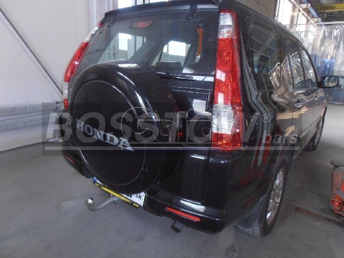 Anhängerkupplung Honda-CR-V 4X4, Baureihe 2002-2006 Ausf.:  feststehend
