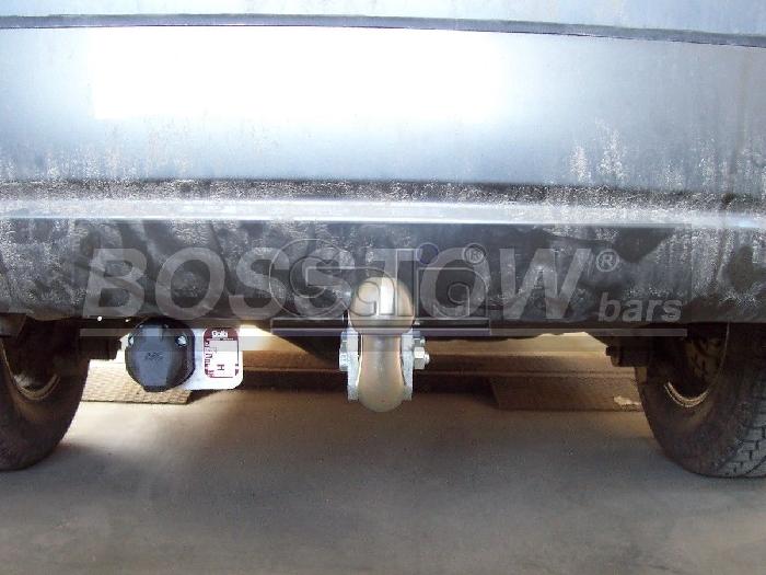 Anhängerkupplung Kia-Sorento JC, Baureihe 2002-2006 Ausf.:  feststehend