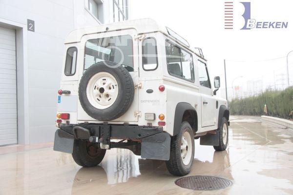 Anhängerkupplung Landrover Defender 90, Baureihe 1998-  feststehend