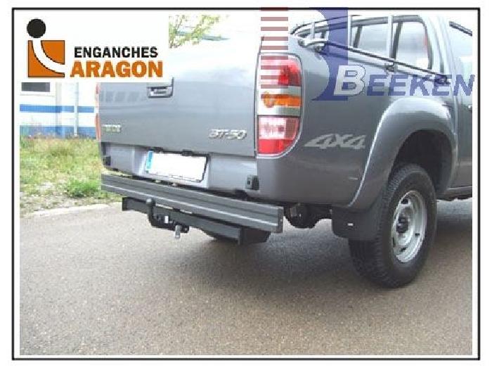 Anhängerkupplung Mazda-BT- 50 4WD, Baureihe 2006-2011