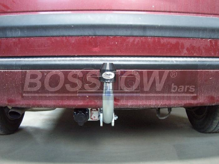 Anhängerkupplung für Opel-Zafira A, Van, Baureihe 1998-2005  feststehend
