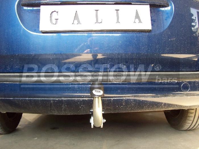 Anhängerkupplung für Peugeot-307 Kombi, inkl. 7-Sitzer, Baureihe 2002-2005  feststehend