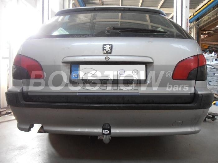 Anhängerkupplung Peugeot-406 Kombi, Baureihe 1999- Ausf.:  feststehend