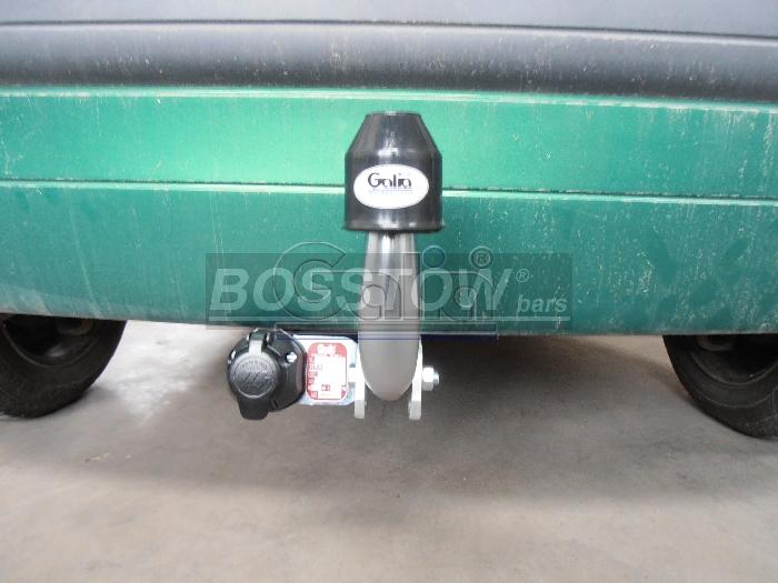 Anhängerkupplung für Renault-Clio II Fließheck, nicht 16V 1,8 Rsi Baccara, Baureihe 1998-2001  feststehend